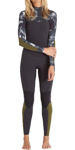 Billabong 3/2 Surf Capsule Salty Dayz Woman's Wetsuit