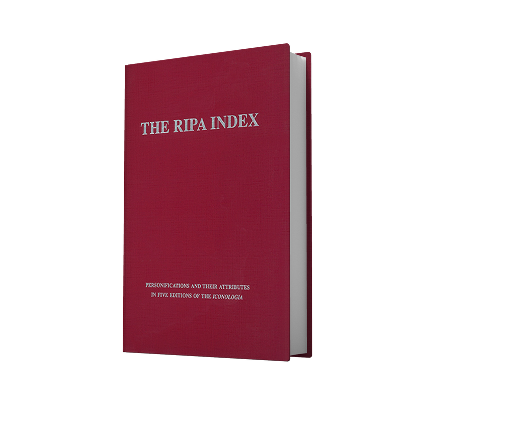 THE RIPA INDEX. Personifications and their attributes in five editions of the Iconologia