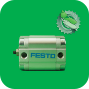 Festo Air Cylinder Model ADVO-32-25-P-A Dental