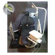 Adec Cascade 1040 Radius Dental Chair Delivery and Hygiene (Freight Shipping)