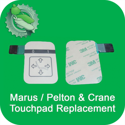 Dental Touchpad Replacement for Marus Chair