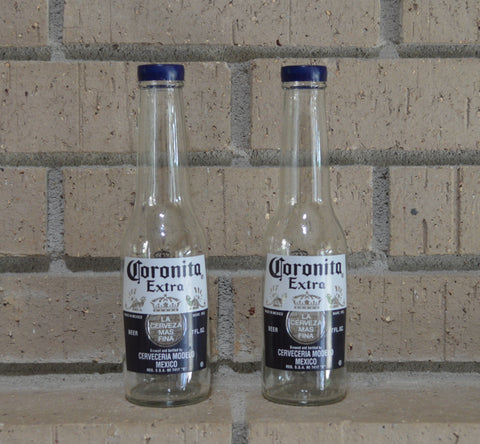 Corona | Coronita Salt and Pepper Shakers