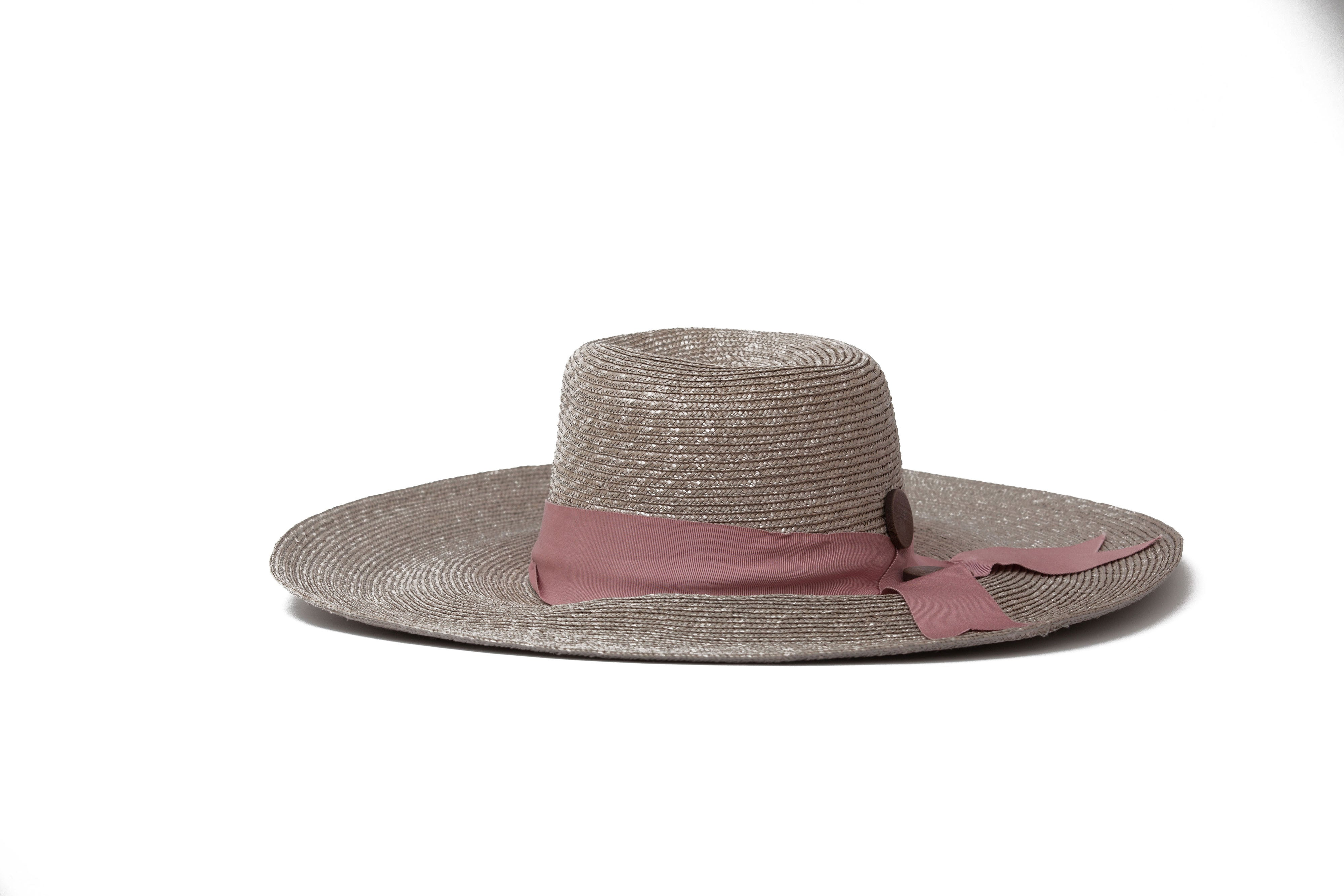 NANCY HAT (50% Off SAMPLE)