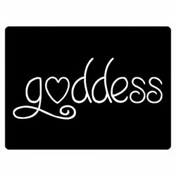 Goddess Magnets - Black