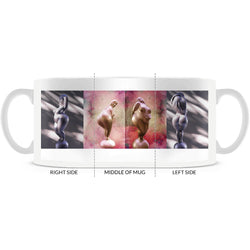 Four Goddesses 15 ounce Mug - White