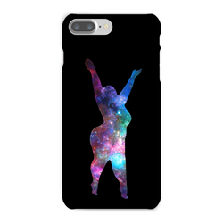 Galaxy Girl Phone Cases