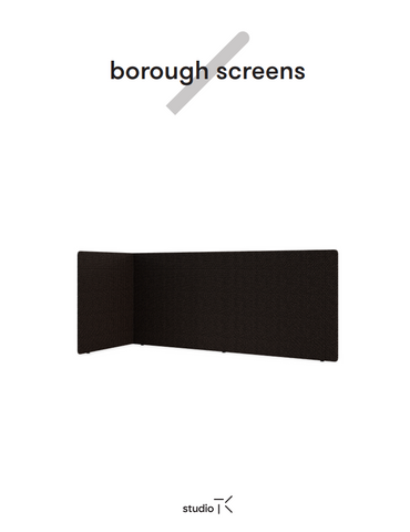 BOROUGH SCREENS SELL SHEET