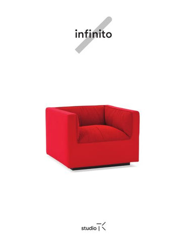 INFINITO SEATING SELL SHEET (FR)