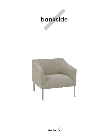 BANKSIDE LOUNGE CHAIR SELL SHEET