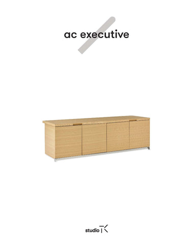 AC EXECUTIVE SELL SHEET