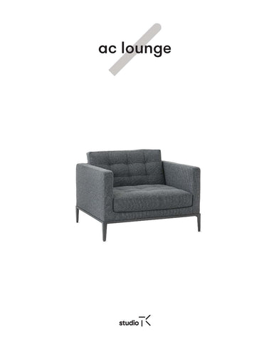 AC LOUNGE SELL SHEET