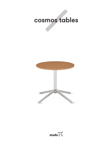 COSMOS TABLES SELL SHEET