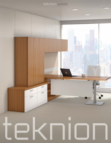 TEKNION WOOD BROCHURE ( US )