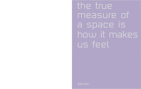 DDM - TRUE MEASURE OF A SPACE