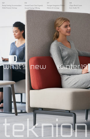 TEKNION WHAT'S NEW WINTER 2019