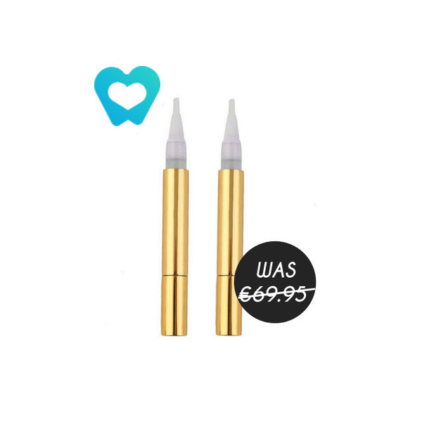 Brighter Smile Gold Whitening Pen – Double