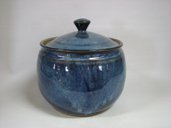 Bean Pot w/lid - SKU #840