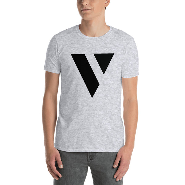 Men's T-Shirt (Black Logo)