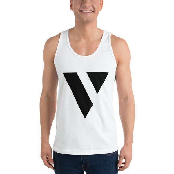 Men's Tank (Black Logo)