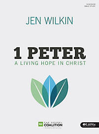 1 Peter - A Living Hope in Christ Bible Study