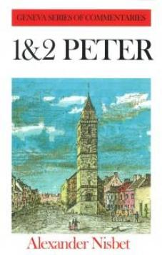1&2 Peter (Geneva Bible Series) - Used Copy