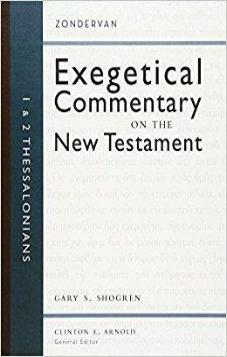 1 & 2 Thessalonians - Exegetical Commentary on the NT