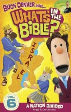 Buck Denver Asks... What's in the Bible? Volume 6