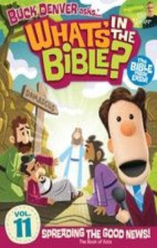Buck Denver Asks... What's in the Bible? Volume 11