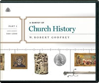A Survey of Church History Part 2 CD