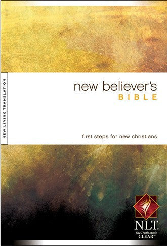 NLT New Believer's Bible (Hardback)
