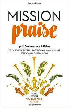 Mission Praise 30th Anniversary Edition   (2 volumes)