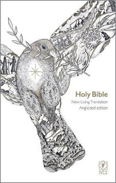 NLT Holy Bible: New Living Translation Popular Flexibound Dove Edition (Anglicized)