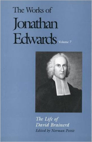 The Works of Jonathan Edwards Volume 7