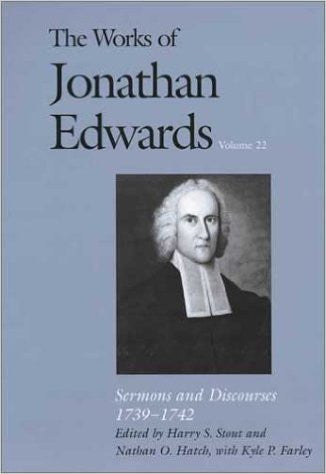 The Works of Jonathan Edwards Volume 22