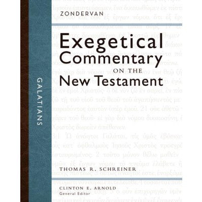 Galatians - Exegetical Commentary on the NT