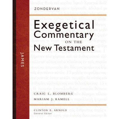 James - Exegetical Commentary on the NT
