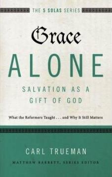 Grace Alone (Used Copy)