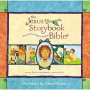Jesus Storybook Bible Audio