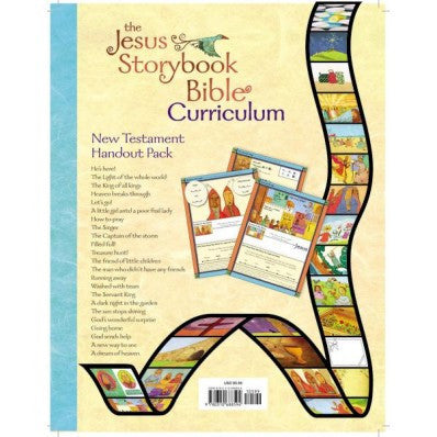 The Jesus Storybook Bible Curriculum