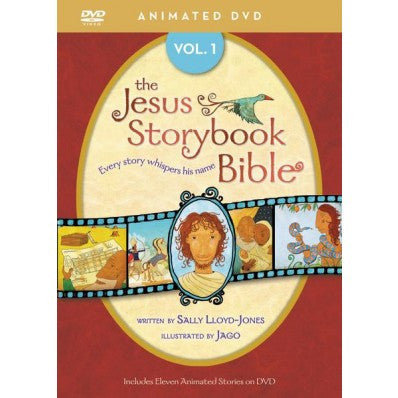 The Jesus Storybook Bible DVD Volume 1