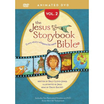 The Jesus Storybook Bible DVD Volume 2