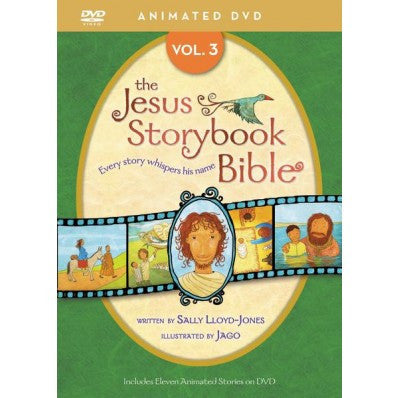 The Jesus Storybook Bible DVD Volume 3