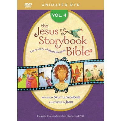 The Jesus Storybook Bible DVD Volume 4