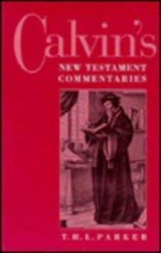 Calvin's New Testament Commentaries (Used Copy)