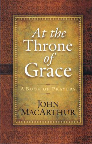 At the Throne of Grace