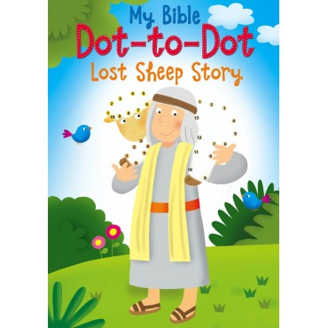 My Bible Dot-to-Dot Lost Sheep Story