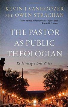 The Pastor as Public Theologian PB