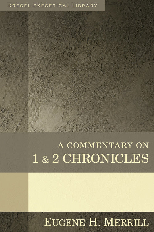 A Commentary on 1&2 Chronicles