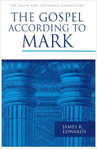 The Gospel According to Mark - Pillar (Used Copy)