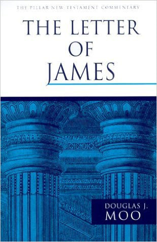 The Letter of James (Pillar New Testament Commentary) (Used Copy)